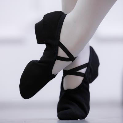 帶跟形體鞋 優雅女人形態禮儀訓練鞋 舞蹈練功鞋 兩底教師鞋