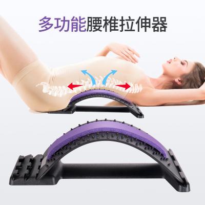 瑜伽拉伸器腰部挺腰器普拉提脊椎側彎糾正器脊柱矯正器LEMES脊椎腰椎