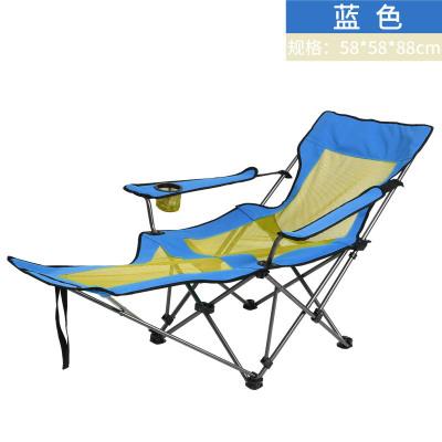 威迪瑞野營躺椅可折疊午休床便攜超牛津布戶外午睡導演椅家用釣魚椅沙灘戶外椅子凳子