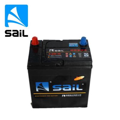 風帆(sail) 蓄電池6-QW-36