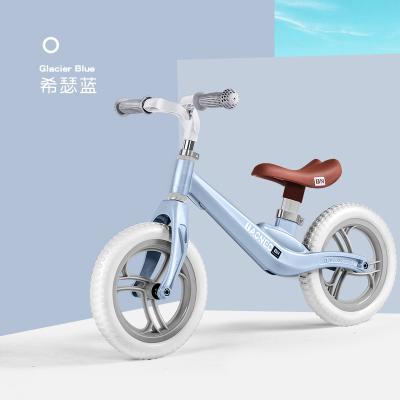 贝能儿童平衡车无脚踏2-3-6岁溜溜车小孩两轮宝宝滑行学步车滑步车