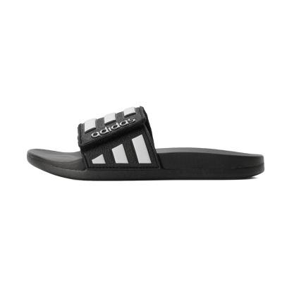 阿迪達斯(adidas)2020中性大童ADILETTE COMFORT ADJ K運動拖鞋EG1879