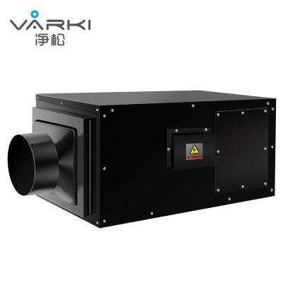 凈松(VARKI)商用除濕機 中央吊頂管道除濕機辦公室 抽濕機家用臥室 凈化干衣干燥防潮防霉 吸濕器地下室VD-D90