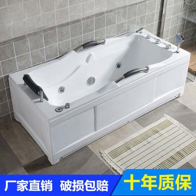 亚克力独立式按摩冲浪小户型浴缸1.2-1.7保温浴缸江浙沪都市诱惑