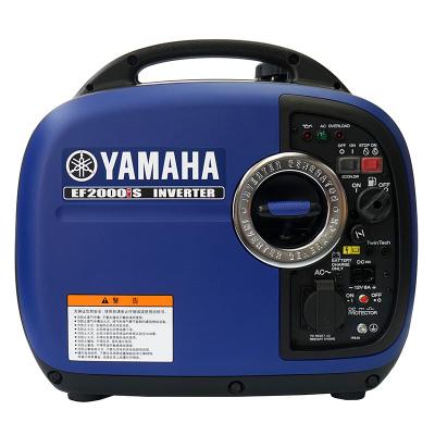 雅馬哈汽油發電機2KW變頻四沖程220V單相家用小型便攜靜音房車載EF2000IS