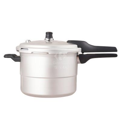 蘇泊爾(SUPOR)好幫手壓力鍋22cm帶蒸格高壓鍋快鍋鋁制YL229H2明火專用