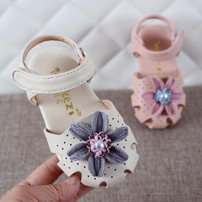 莎丞 220克PU革牛津底秋季女宝宝童鞋魔术贴凉鞋学步鞋公主鞋其他