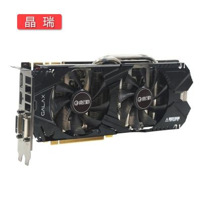 【二手9成新】影馳 GTX950 960 970 2G 4G臺式機高端游戲顯卡 影馳 GTX 960 2G