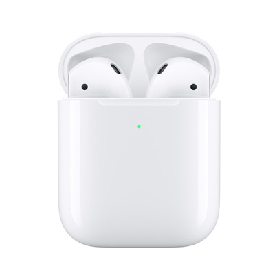 【二手99新】原機膜 未使用 蘋果Apple Airpods2 蘋果藍牙耳機 新款入耳式無線藍牙耳機