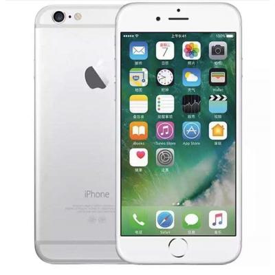 【二手8成新】蘋果 6/iPhone 6 銀色 16GB 移動聯通電信全網通4G 國行