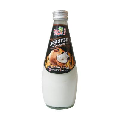泰國進口 可可優 炭燒風味椰子飲料(含椰子果肉) 290ml