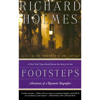 Footsteps(ISBN=9780679770046) 英文原版