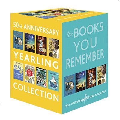 正版 50th Anniversary Yearling Collection 紐伯瑞經典兒童文學8本套裝 英文原版