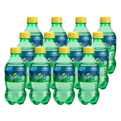 可口可乐雪碧300ml*12瓶整箱装实惠迷你小水饮料休闲下午茶碳酸饮料柠檬芬达雪碧零度可乐