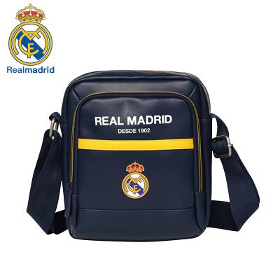 皇家馬德里Realmadrid官方正品時尚男女士多功能大容量手提運動戶外健身訓練商旅行電腦單肩小挎書包背包藍色
