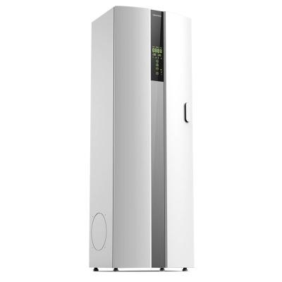 三個爸爸(THREEPAPAS) X500 空氣凈化器無管道壁掛式柜式新風機系統 除甲醛除霧霾過濾PM2.5 排風換氣