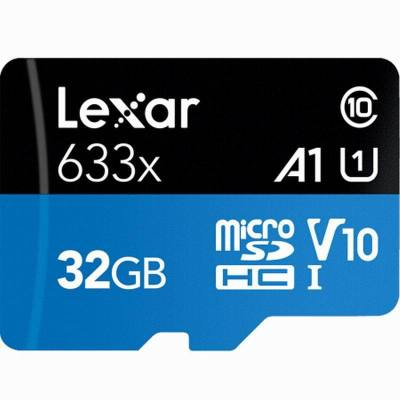 雷克沙(LEXAR) 存储卡 内存卡32GB 读95MB/s MicroSD卡(TF卡)
