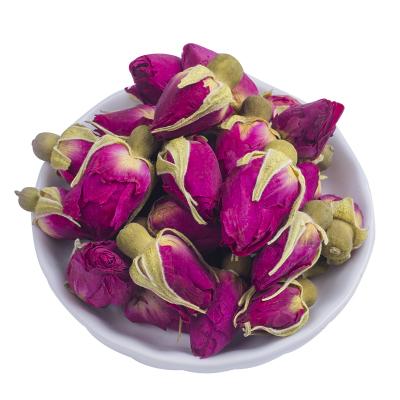 平重瓣红玫瑰花干花蕾特级天然玫瑰花茶500g干玫瑰散装花茶叶