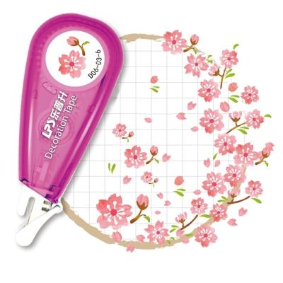 古風花邊修正帶彩色手帳膠帶_素材和紙貼紙工具套裝_可愛學生貼畫 薔薇星云