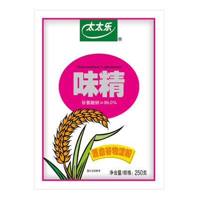 太太乐99度味精250克 提鲜增鲜调味品调味料代替鸡精