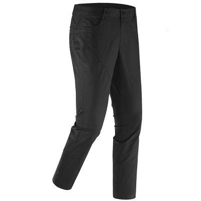 凯乐石户外运动男女款力洗水休闲防风长裤