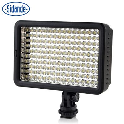 斯丹德LED-5023網紅直播主持 攝影燈補光燈 相機單反外拍燈 人像直播視頻常亮婚慶燈手持便攜 拍照打光燈