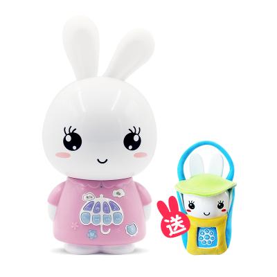 火火兔F6S-TM升級版藍牙WIFI故事機智能寶寶嬰幼兒童男孩女孩玩具學習機0-3歲早教 粉色