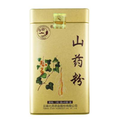 七丹藥業 山藥粉 3g/袋*40袋/盒
