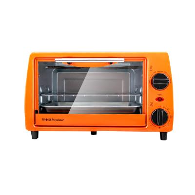 荣事达电烤箱RK-11A 11L容量 一机多用 快速烘烤 小型烤箱多功能家用烘焙控温迷你蛋糕全自动正品