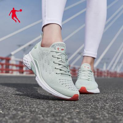 喬丹運動鞋女2020夏季新款女鞋輕便網面透氣休閑跑步鞋