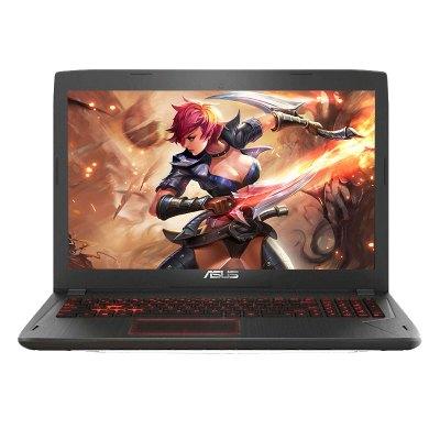 【二手9成新】华硕/ASUS 二手笔记本电脑华硕飞行堡垒 15.6英寸游戏本i5-6300G 8G 240GB 950