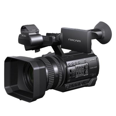 索尼(SONY)HXR-NX100 專業攝像機 手持式存儲卡攝錄一體機 婚禮紀錄片 活動會議3.5英寸1420萬送大禮包