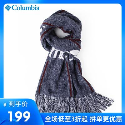 2019秋冬哥倫比亞戶外旅行保暖舒適針織圍巾圍脖CU0035
