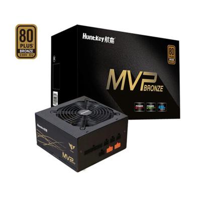 航嘉 650W全模組 電競臺式主機機箱電源(日系電容/智能風扇/多重防護) MVP 650B銅牌(多重防護)
