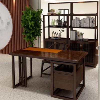 好風景新中式書房51L1002三件套新中印象