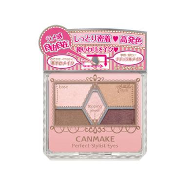 CANMAKE 井田 裸色五色眼影 3.2g 05#甜美裸棕