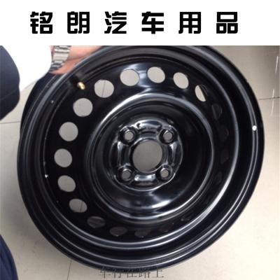 新款185轮胎使用 乐炫本田飞度理念锋范哥瑞思迪15寸原车轮毂铁圈钢圈新车全新