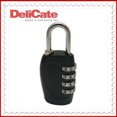 钢丝小密码锁 箱包锁 健身房锁 金属3位4位密码锁 柜子锁 买2送1