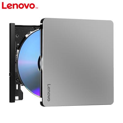 Lenovo/聯想8倍速光驅USB type-c光驅外置DVD刻錄機TYPE-C雙接口DB85