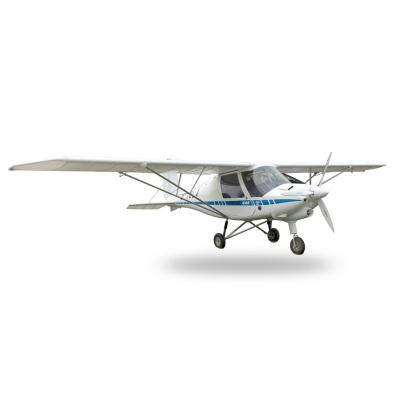 豪华版 Comco Ikarus C42E 载人飞机