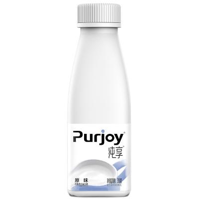 君樂寶 純享 原味酸奶酸牛奶300g*6瓶