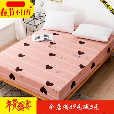 防水床笠隔尿透气床罩床套单件防滑床垫薄防尘保护床单全包