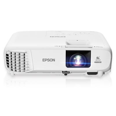 愛普生(EPSON)CB-X05商務辦公投影機 教學會議投影 家用高清投影儀(1024×768分辨率 3300流明 )