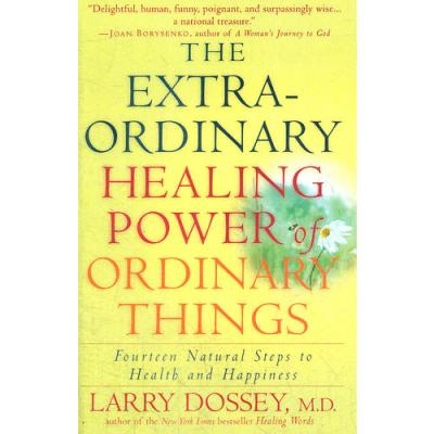 EXTRAORDINARY HEALING POWER OF(ISBN=9780307209900) 英文原版