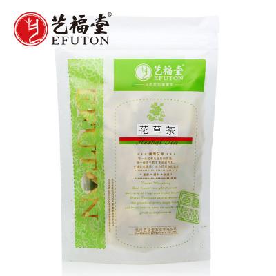 艺福堂花草茶 冻干蜂蜜柠檬片 碎片 120g/袋 优质柠檬干