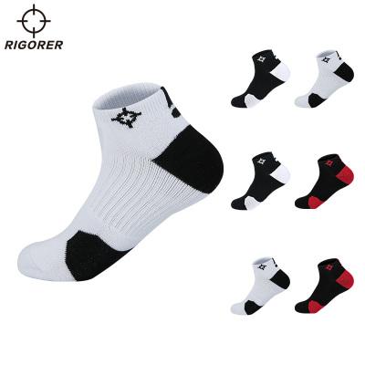 準者籃球襪子毛巾底實戰中筒專業運動訓練精英男跑步底部加厚