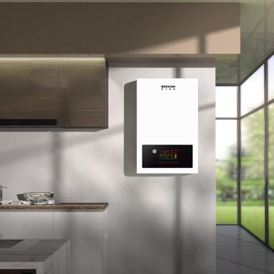 博士暖能(BOSNEN) 电采暖炉8KW单相电家用壁挂炉供地暖暖气片电锅炉内置水泵