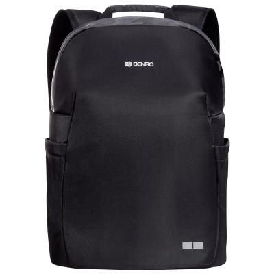 百诺(BENRO) 旅行者200 黑色 数码相机包摄影包单反数码照相机包多功能户外旅行休闲双肩包