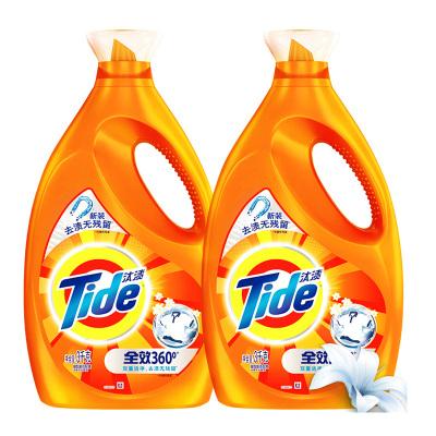 Tide брендийн угаалгын шингэн  3kgx2