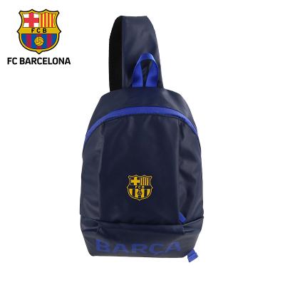 巴薩巴塞羅那FCB正品登山男女士多功能大容量書包運動學生戶外訓練旅行單肩挎包背包胸包
